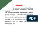 Informe de Laborratorio