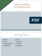 PPT Gastritis Erosif