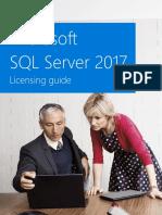 SQL Server 2017 Licensing Guide