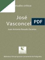Rosado Zacarias - Jose Vasconcelos