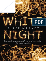 White Night by Ellie Marney Extract