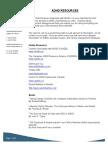 Infinity Pediatrics ADHD Resources