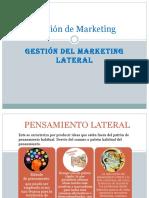 Gestion Del Marketing - Cap Vi Mk Lateral