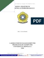 Modul Algoritma Dan Pemrograman II c++