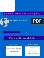 Frequency Filtering