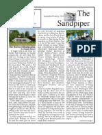 Sept-Oct 2010 Sandpiper Newsletter Grays Harbor Audubon Society