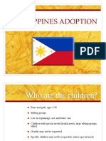 Philippine Adoption Info