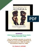 Azócar Sobre La Novela Dionisia