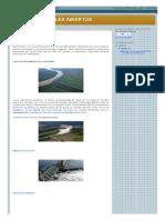 Flujo de Canales Abiertos