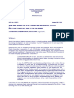 ACME Shoe, Rubber, And Plastic Corporation vs. C.a. (G.R. No. 103576)
