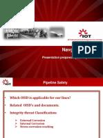 Pipeline Safety - Navghar IOT