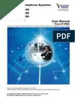 KXTDE User Manual-100 200 600