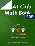 Math Book GMAT Club
