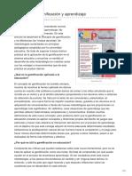 Centrocp.com-Juego Serio Gamificación y Aprendizaje