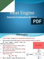 Heat Engine & IC Engines