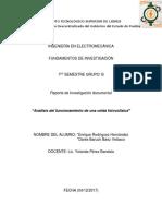 Investigacion Documental celdas fotovoltaicas