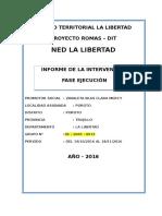 1er Informe CLARA(II Etapa CORREGIR.doc