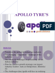Appolo Tyres