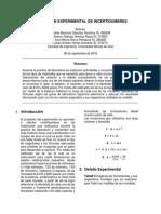 Aplicación Experimental de Incertidumbres 2