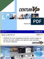 Presentación resumen Curso CentumVP