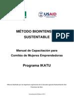 Cultivio Biointensivo Asociacion Paraguaya