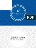 Citraland Cibubur 2017 Brosur Promo