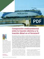 García Álvarez, Alberto - Comparación Medioambiental Entre La Tracción Eléctrica y La Tracción a Diésel en El Ferrocarril