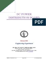 DC Power Distribution Switch Board-5!02!2016