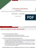 cours economie industrielle