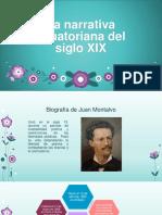 la narrativa ecuatoriana del siglo xix