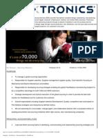 Singapore - Snr Director - Sourcing (Medical) - JobsDB