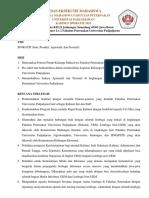 Deskripsi Kabinet BEM Kema Fapet Unpad SPORATIF 2015