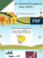 Infeksi Saluran Pernapasan Akut (ISPA)