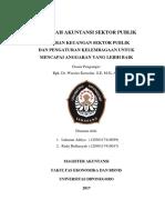 11. Laporan Keuangan Sektor Publik  + Chp. 2