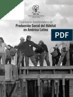 Experiencias transformadoras de producción social del hábitat en América Latina