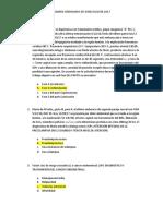 Examen ordinario de Ginecología 2017