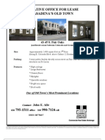 43-45 South Fair Oaks Avenue | LEASED