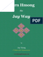 Learn Hmong the Jay Way 2016