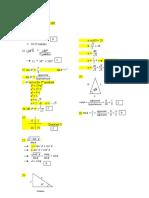 Math III SolutionSet