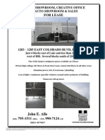 1283-1285 East Colorado Boulevard | For Lease