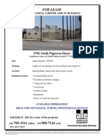 5701 South Figueroa Street | for Lease