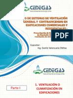 Diseño de Sistemas de Ventilacion General y Contraincendio Parte 1-2