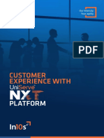 B2B Customer Experience with UniServe™ NXT platform