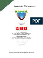 MiTS MSMA User Manual