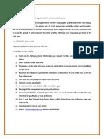 Sustainable Development Goals - ENGT 5115