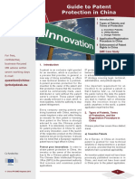 China IPR Guide-Guide to Patent Protection in China en-2013