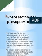 Tema 4_Preparación Del Presupuesto