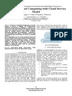 SurveyonCloudComputingwithCloudService Model.pdf
