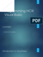Visual Basic F2F Version 1.0
