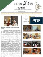 Nostra Fides Vol 2 2008